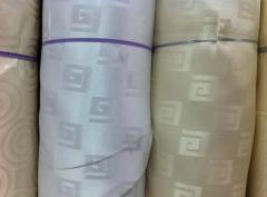 Tkaniny jedwabne