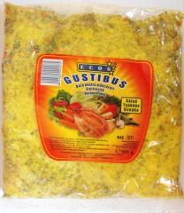 Bază de mâncare cu gust de găină 500g