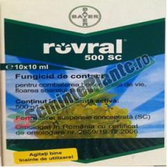 Tratament capsuni - Rovral