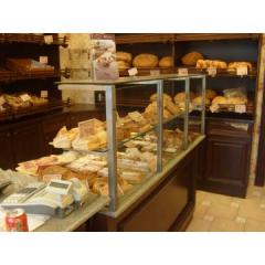 Shop windows for gastronomical shops