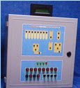 Dozator automat furaj in micro-FNC cu un singur cantar