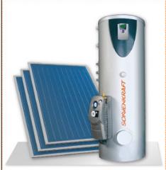 Panouri solare - Compact