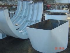 Confectii metalice navale