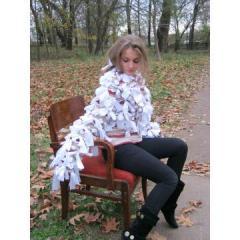 Sacou din lana decorat
