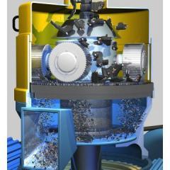 Instalatii industria de reciclare - Granulator
