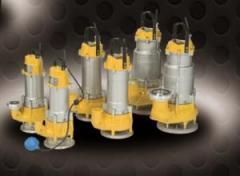Pompe submersibile de namol