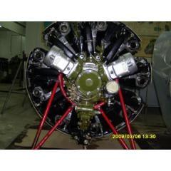 Motor elicopter