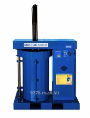 Hydraulic presses for packing of withdrawals