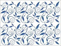Mini fete de masa Elegance Blue