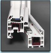Tamplarie PVC - Sistem Wymar