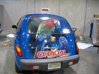 3676 – Folie autocolanta ORAJET Window Graphics