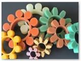 Elemente de cuplaj din poliuretan