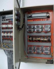 Tablouri de distributie si actionari electrice