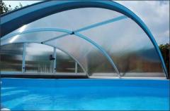 Acoperiri piscine
