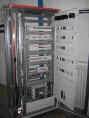 Tablouri electrice de distributie si automatizare