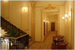 Furniture for hotel halls