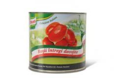 Pasta de tomate Knorr Rosii decojite