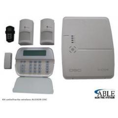 Alarma Antiefractie wireless kit Alexor ab-16