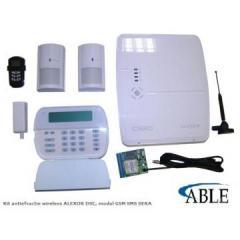 Kit antiefractie wireless Alexor DSC - AB 30