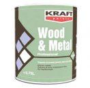 Vopsea Wood & Metal