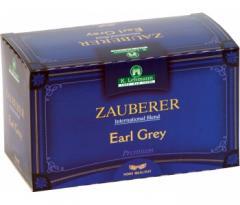 Ceai K.Lehmann - Zauberer Earl Grey 20 pl, 40 gr