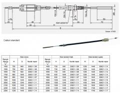 Cabluri standard