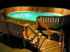 Balustrade pentru piscine
