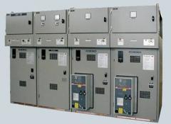 Chutes metallic for wirings