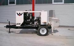 Pompa beton Waitzinger