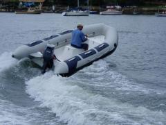 Barca motor