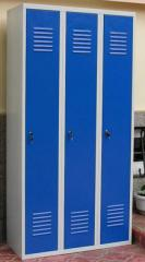 Furniture for locker rooms