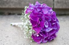 Buchete de nunta pentru nasa