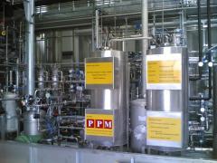 Instalatie biogaz