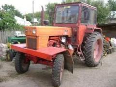 Diesel tractors plungers