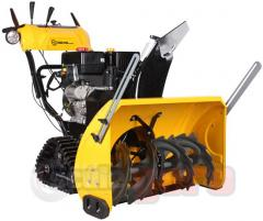 Snow removal machines