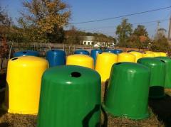 Containere de gunoi clopot