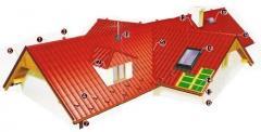 Sistem complet pentru acoperisuri LINDAB-ROVA