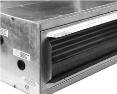 Ventilconvectoare ductibile UCG