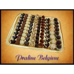 Praline belgiene de ciocolata