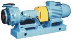Pompele centrifugale tip PO-L, PO-C, PO-Cr