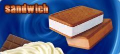 Inghetata sandwich