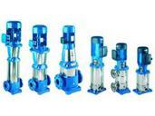 Pompe centrifuge multietajate verticale din inox