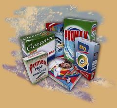 Cutii de carton pentru detergenti