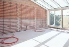 Heated walls