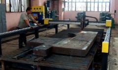 Machines industrial various