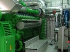 Industrial heating systems air