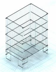 Masă Promo rectangulară