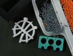 Mounting spacers