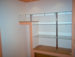 Mobilier inox si geam