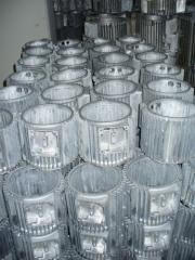 Casting from aluminium